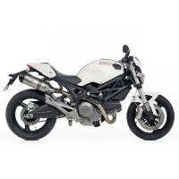 Leo Vince - LeoVince LV One EVO Stainless Exhaust: Ducati Monster 696-796-1100/S - Image 3