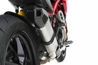 Zard - ZARD Penta Slip-On Exhaust System: Hypermotard 821 - Image 3