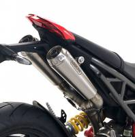 Arrow - Arrow Pro-Race Titanium Exhaust: Ducati Hypermotard 950/SP