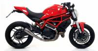 Arrow - Arrow Pro Race Exhaust: Ducati Monster 797