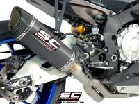 Exhaust - Full Systems - SC Project - SC Project SC1-R Exhaust: Yamaha R1/M/S '15-'19