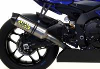 Exhaust - Full Systems - Arrow - Arrow Competition Full Exhaust: Yamaha R1/M/S '17-'19