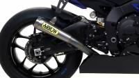 Exhaust - Full Systems - Arrow - Arrow Competition EVO Full Exhaust: Yamaha R1/M/S '17-'19