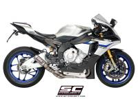 SC Project - SC Project CR-T Exhaust: Yamaha R1/M/S '15-'19