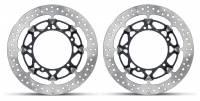 Parts - Brake - Brembo - Brembo T-Drive Front Rotors: Yamaha R1 '15-'19