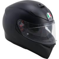 Apparel & Gear - Helmets & Accessories - AGV - AGV K-3 SV Helmet Matte Black