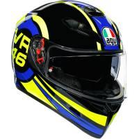 Apparel & Gear - Helmets & Accessories - AGV - AGV K-3 SV Ride 46 Helmet