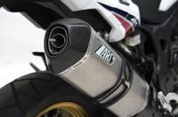 Parts - Exhaust - Zard - Zard Slip-on Exhaust: Honda Africa Twin '16-'19