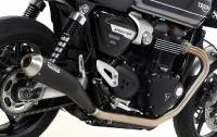 Exhaust - Headers - Arrow - Arrow Pro Racing Exhaust: Triumph Speed Twin, Thruxton 1200/R