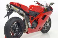 Arrow - Arrow Full Exhaust System: Ducati 1098R, 1198/S - Image 2