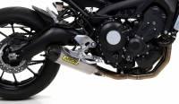 Exhaust - Full Systems - Arrow - Arrow Jet Race Full Exhaust: Yamaha XSR 900