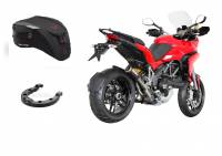 Body - Luggage - SW-Motech - SW-Motech EVO Engage 7L Tank Bag with Locking Ring: Ducati Multistrada 950-1200-1260