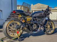 Zard - ZARD Conical Low Mount Slip-on: Ducati Scrambler - Image 3