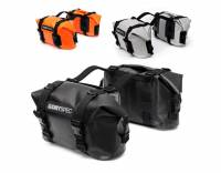 DrySpec - DrySpec D20 Waterproof Motorcycle Drybag Saddle Bag System