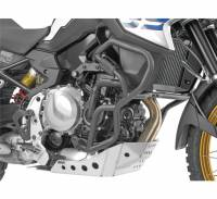 Parts - Protection - GIVI - GIVI Black Engine Guards: BMW F850GS, F750GS