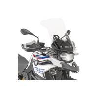 Parts - Body - GIVI - GIVI Clear Windscreen: BMW F850GS, F750GS