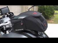 SW-Motech - SW-Motech EVO Engage 7L Tank Bag with Locking Ring: BMW F850GS, F750GS - Image 5