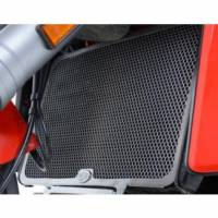 R&G - R&G Radiator Black Guard: Ducati Multistrada 1200-1260, Enduro