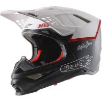 Apparel & Gear - Helmets & Accessories - Alpinestars - Alpinestars Limited Edition Deus Ex Machina Supertech M8 Helmet