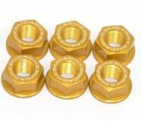 Ducabike - Ducabike Billet Rear Sprocket OEM Cush Drive Nuts: Ducati 6 Piece Kit - Image 3