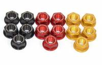 Ducabike - Ducabike Billet Rear Sprocket OEM Cush Drive Nuts:[Models shown in the details] 5 Piece Kit