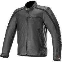 Apparel & Gear - Men's Apparel - Alpinestars - Alpinestars Hoxton v2 Black Jacket