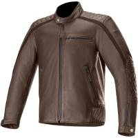 Apparel & Gear - Men's Apparel - Alpinestars - Alpinestars Hoxton v2 Brown Jacket