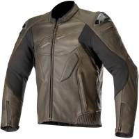 Apparel & Gear - Men's Apparel - Alpinestars - Alpinestars Caliber Brown Jacket