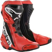 Men's Apparel - Men's Footwear - Alpinestars Apparel - Alpinestars Limited Edition Randy Mamola Supertech R Boots