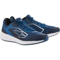 Men's Apparel - Men's Footwear - Alpinestars Apparel - Alpinestars Meta Road Shoes Blue/Black/White