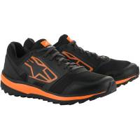 Men's Apparel - Men's Footwear - Alpinestars Apparel - Alpinestars Meta Trail Shoes Black/Orange