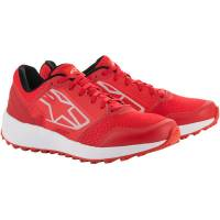 Men's Apparel - Men's Footwear - Alpinestars Apparel - Alpinestars Meta Trail Shoes Red/White