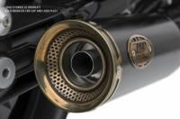 Parts - Exhaust - Zard - Zard Slim Version Slip-on Exhaust: Moto Guzzi V9