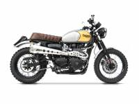 Zard - Zard 2>1 High Mount Short Full Kit: Triumph Scrambler '16