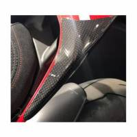 Protection - Sliders - R&G - R&G Tail Sliders Carbon Fiber: Ducati Panigale V4/S