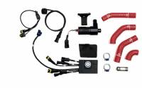Engine & Performance - Engine Cooling - MONZATECH - MONZATECH MWP SUPER-SMART PLUG'N'Play COOLING SYSTEM KIT CONTROLLED BY AN INDEPENDENT ECU: Ducati Panigale 1299 [Complete Package]