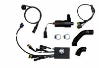 Engine & Performance - Engine Cooling - MONZATECH - MONZATECH MWP SUPER-SMART PLUG'N'Play COOLING SYSTEM KIT CONTROLLED BY AN INDEPENDENT ECU: Ducati Multistrada 1260 [Complete Package]