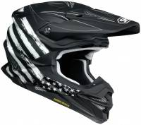 Shoei - Shoei VFX-EVO Off Road Helmet: Faithful TC-5