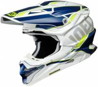 Shoei - Shoei VFX-EVO Off Road Helmet: Allegiant TC-3