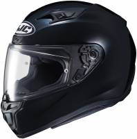 Apparel & Gear - Helmets & Accessories - HJC Helmets - HJC i10 Full Face Helmet: Black