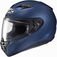 HJC Helmets - HJC i10 Full Face Helmet: Metallic Blue