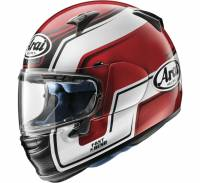 Apparel & Gear - Helmets & Accessories - Arai - Arai Regent-X Bend: Red