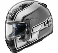Apparel & Gear - Helmets & Accessories - Arai - Arai Regent-X Bend: Silver