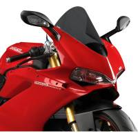 Puig - Puig Race Windscreen Dark Smoke: Ducati Panigale 959-1299/S
