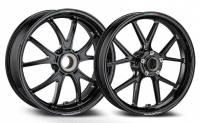 Wheels & Tires - Marchesini - Marchesini - MARCHESINI Forged Magnesium Wheelset: Ducati Panigale 1199-1299-V4-V2, SF V4