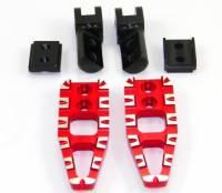 Ducabike - Ducabike Billet Adjustable Rider / Passenger Foot Pegs [Depending on the model]: Ducati Models - Image 2