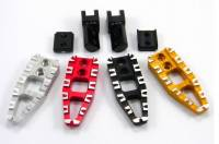 Ducabike - Ducabike Billet Adjustable Rider / Passenger Foot Pegs [Depending on the model]: Ducati Models