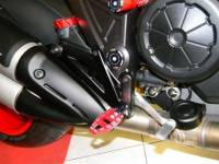 Ducabike - Ducabike Billet Adjustable Rider / Passenger Foot Pegs [Depending on the model]: Ducati Models - Image 11