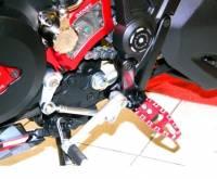 Ducabike - Ducabike Billet Adjustable Rider / Passenger Foot Pegs [Depending on the model]: Ducati Models - Image 12