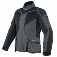 Apparel & Gear - Men's Apparel - DAINESE - Dainese D-EXPLORER 2 GORE-TEX JACKET: Ebony/Black